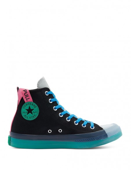 Converse Chuck Taylor All Star CX Digital Terrain Negra Mujer