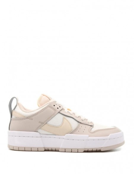 Nike Dunk Low Disrupt Beige Mujer CK6654-103