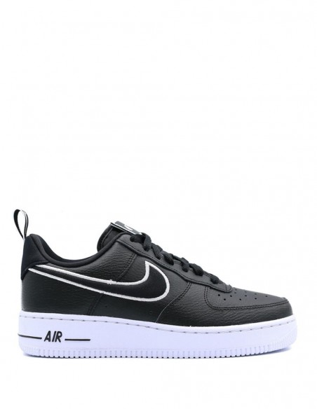 Nike Air Force 1 Negra Y Blanca Hombre Dh2472-001 Black White