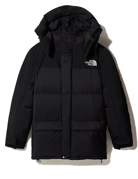 Parka de Plumón The North Face Retro Himalayan Negra Hombre