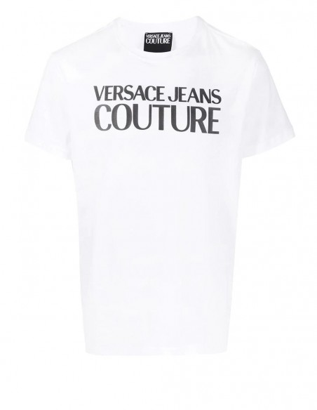 Camiseta Versace Jeans Couture Blanca Hombre