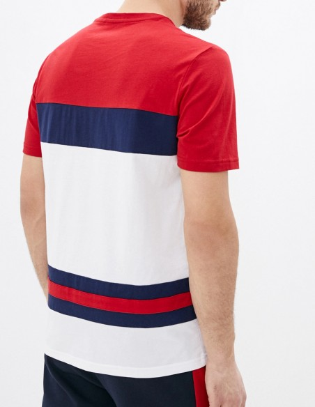 Polo Sport Tee Red Grey