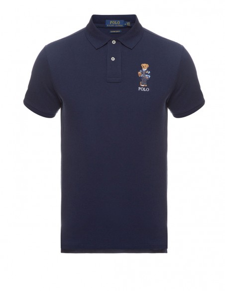 Polobear Polo Navy Grey