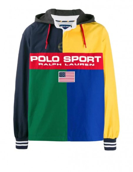 Rugby Po-Unlined Multicolor