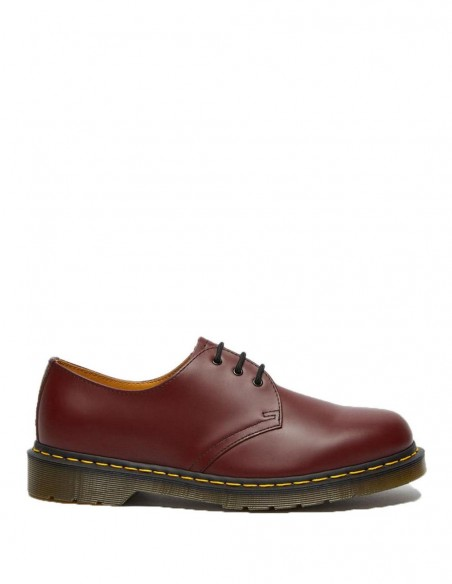 Zapatos Dr. Martens 1461 Rojos Cherry Unisex 10085600-Cherry Red Red