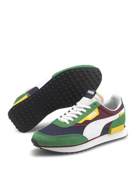Puma Future Rider Play On Multicolor Hombre 371149-34