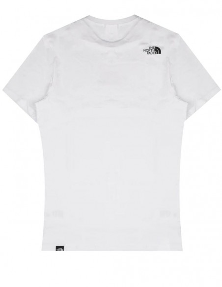 Camiseta The North Face Alpine Blanca Hombre