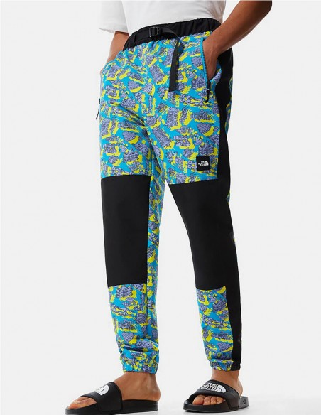 Pantalón The North Face Black Box Multicolor Hombre NF0A55BG05B