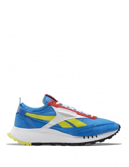 Reebok Classic Leather Legacy Azules Hombre Fy7429 Blue