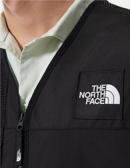 Chaleco The North Face Black Box Utility Negro Hombre NF0A557FJK3
