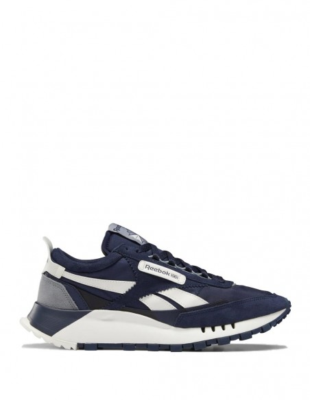 Reebok Classic Leather Legacy  Azules Hombre