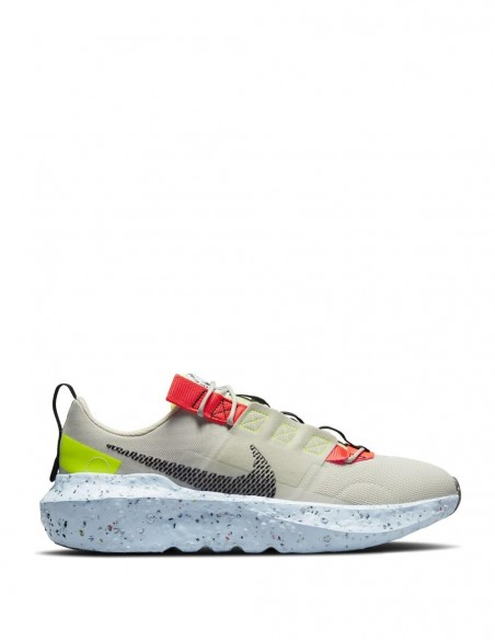 Nike Crater Impact Beiges y Azules Hombre DB2477-010