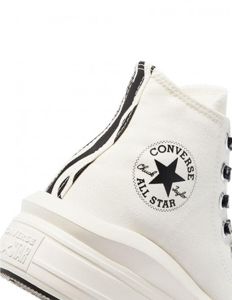 Converse Chuck Taylor All Star Move High Beige Mujer 570974C