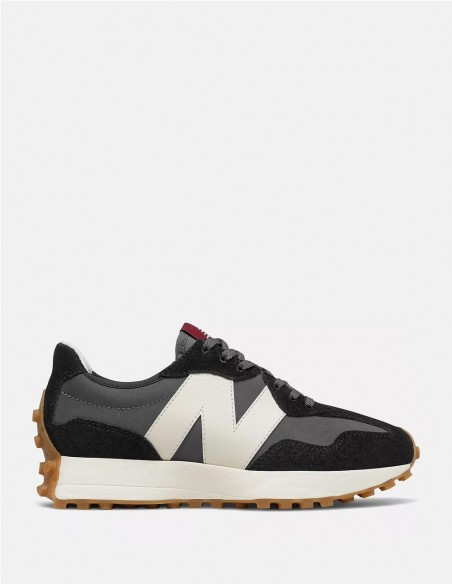 New Balance WS327KC Negras y Grises Mujer WS327KC