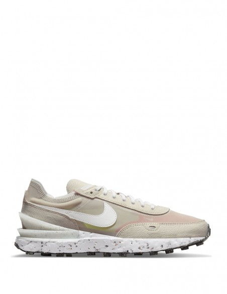 Nike Waffle One Crater Marrones Mujer