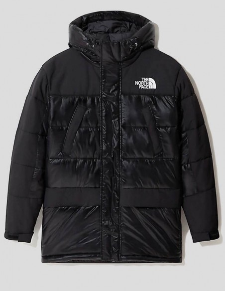 Chaqueta The North Face Himalayan Insulated Negra Hombre