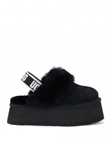 Zuecos UGG Funkette Negros Mujer