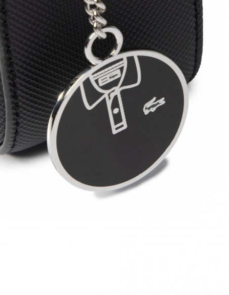 Bolso Lacoste Daily Classic Negro Mujer NF2771DC-000