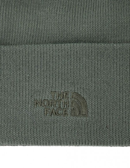 Gorro The North Face Box Norm Verde Unisex NF0A5FW1V1T1
