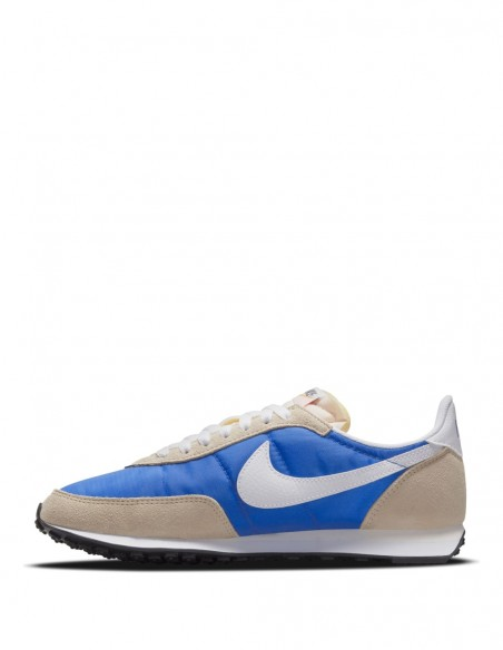 Nike Waffle Trainer Beiges y Azules Hombre DH1349-400