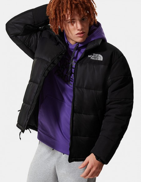 Plumas The North Face Himalayan Insulated Negro Hombre