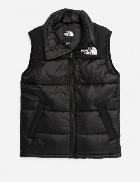 Chaleco Plumas The North Face Himalayan Synth Negro Hombre