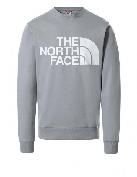 Sudadera The North Face Standard Gris Hombre