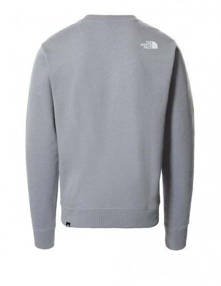 Sudadera The North Face Standard Gris Hombre NF0A4M7WZDK1