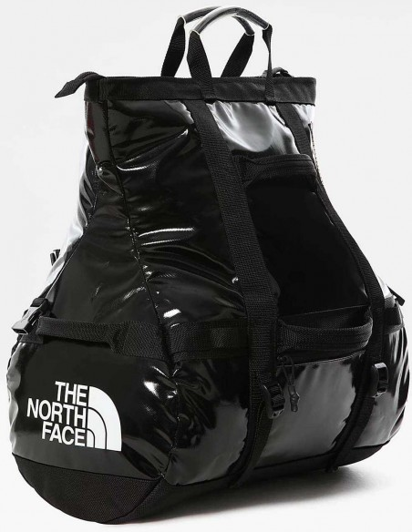 Bolso The North Face Base Camp Duffel Rolltop (XS) Negro Unisex