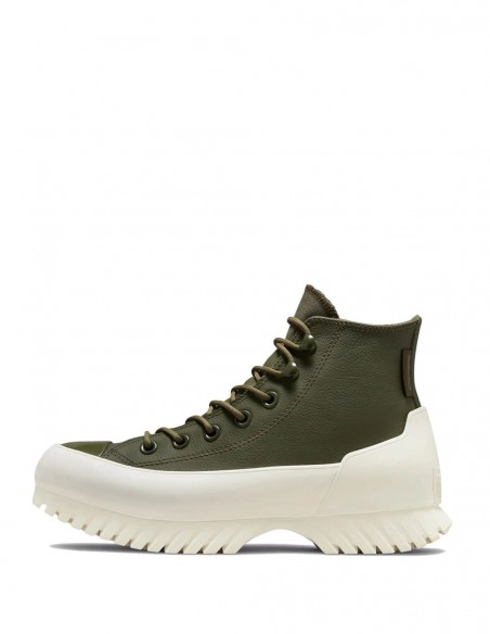 Converse Chuck Taylor All Star Lugged Winter 2.0 Verdes Mujer 171426C