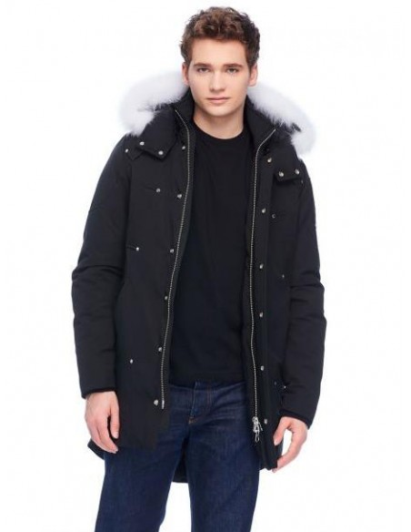 Stirling Parka Classic Core Black