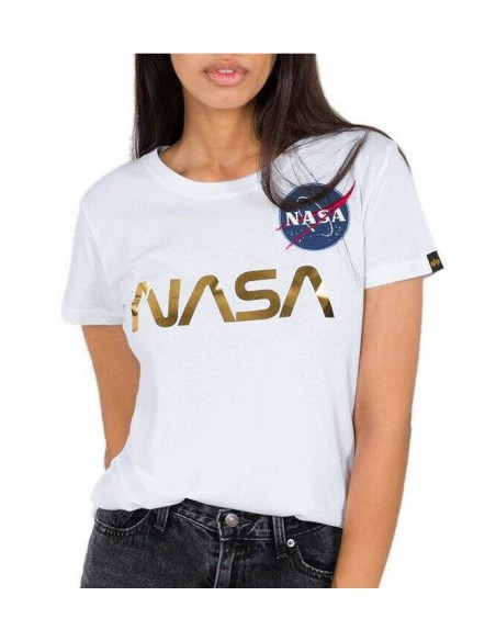 Nasa Pm T Wmn Blanco