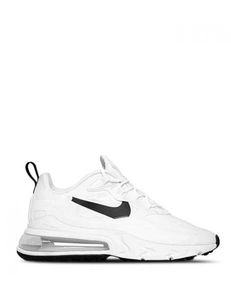 W Air Max 270 React White Black
