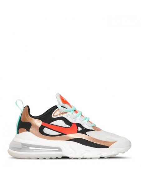 Wmns Air Max 270 React White