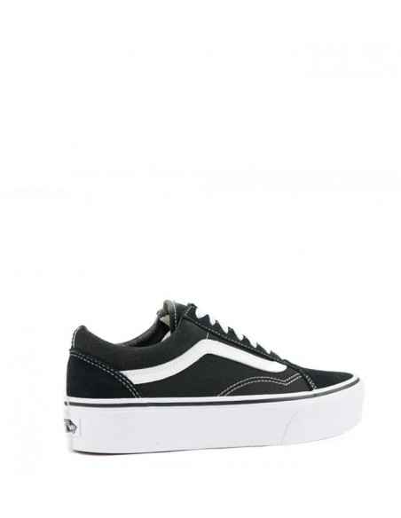 Old Skool Platform Black