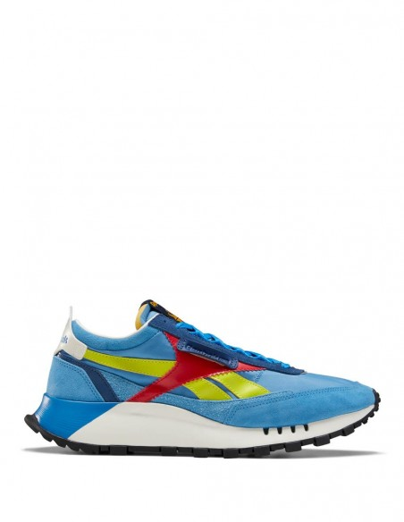 Classic Leather Legacy Reebok Azul Hombre