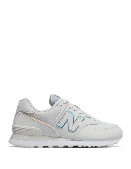 New Balance 574 Blancas Mujer WL574CLD