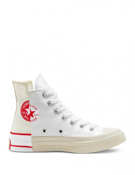 Converse Chuck Taylor 70s High Blancas Mujer