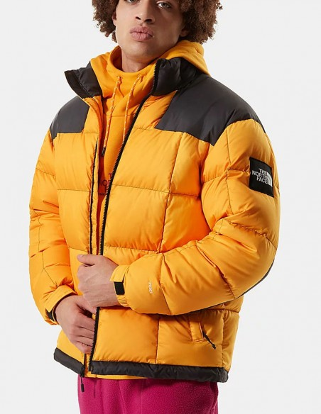 Plumas The North Face Lhotse Amarillo Hombre