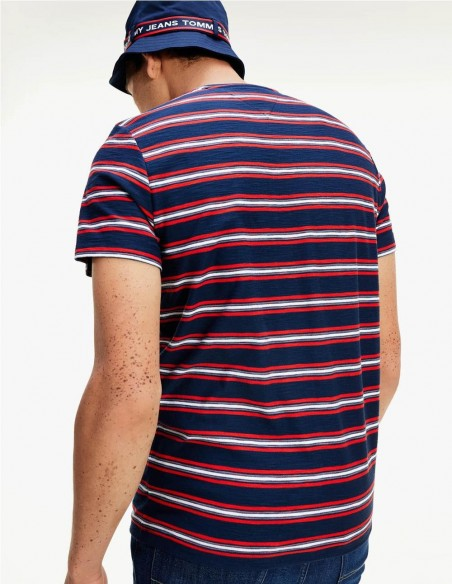 Camiseta Tommy Jeans Hombre