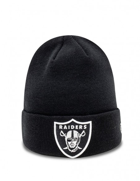 Gorro New Era de Lana Raiders 12122722
