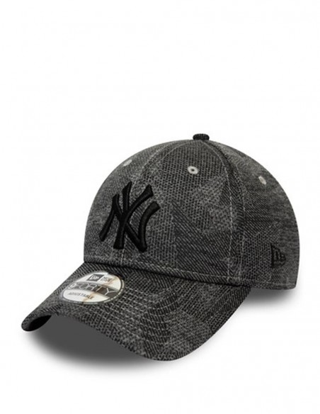Gorra New Era NY Estampado Gris 12490282