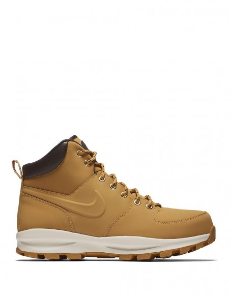 Botas Nike Manoa Leather Marrones Hombre