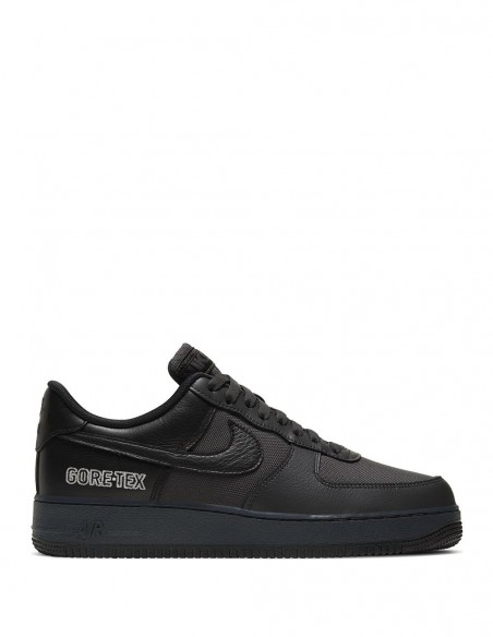 Nike Air Force 1 Gore-Tex Negras Hombre