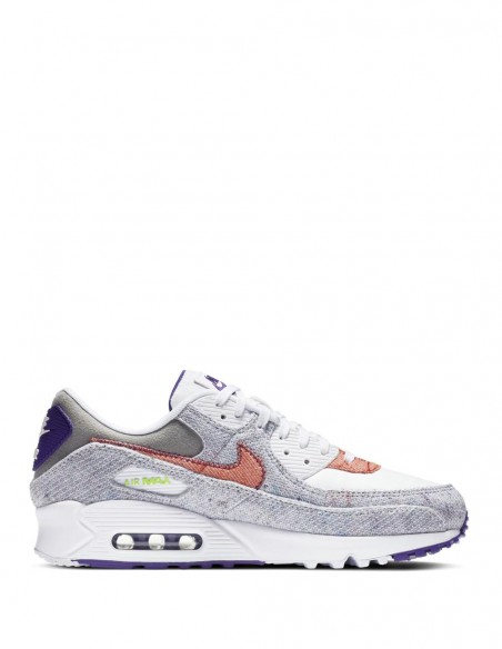 Nike Air Max 90 Recycled Grises Hombre CT1684-100