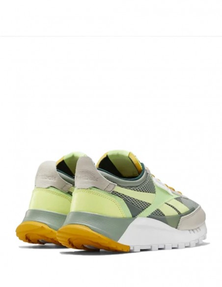 Classic Leather Legacy Reebok Verde Hombre
