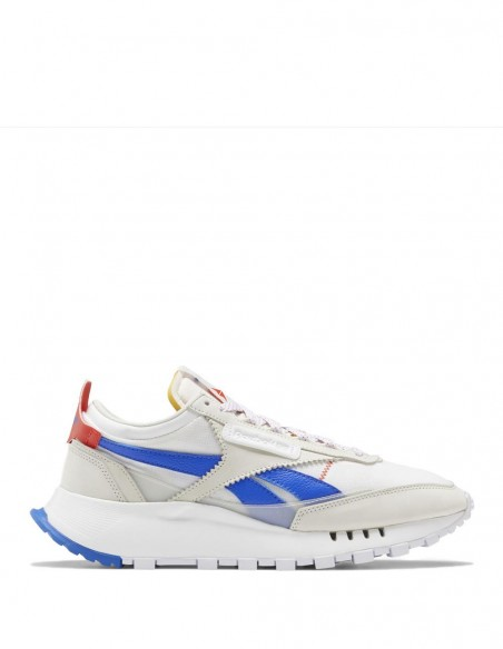 Classic Leather Legacy Reebok Blanca Hombre